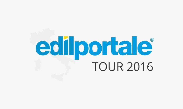 EDILPORTALE Tour 2016